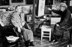 John Steinbeck's Visit to Martiros Saryan
