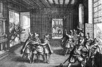 The Czech invented the art of defenestration
