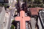 Catedral Presbiteriana from above