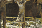 Calvary, also called Golgotha; Crucifixion