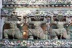 Wat Arun Yaksha & Demons