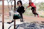 Swing the Stress Away