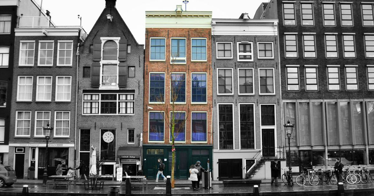 Anne Frank House 360 Stories