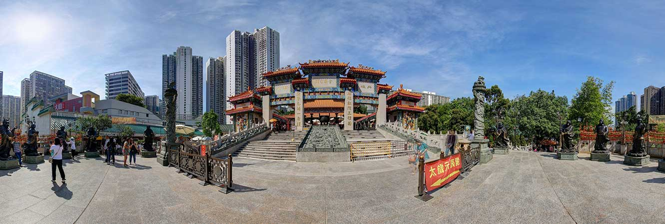 Sightseeing Tour of Kowloon in Hong Kong