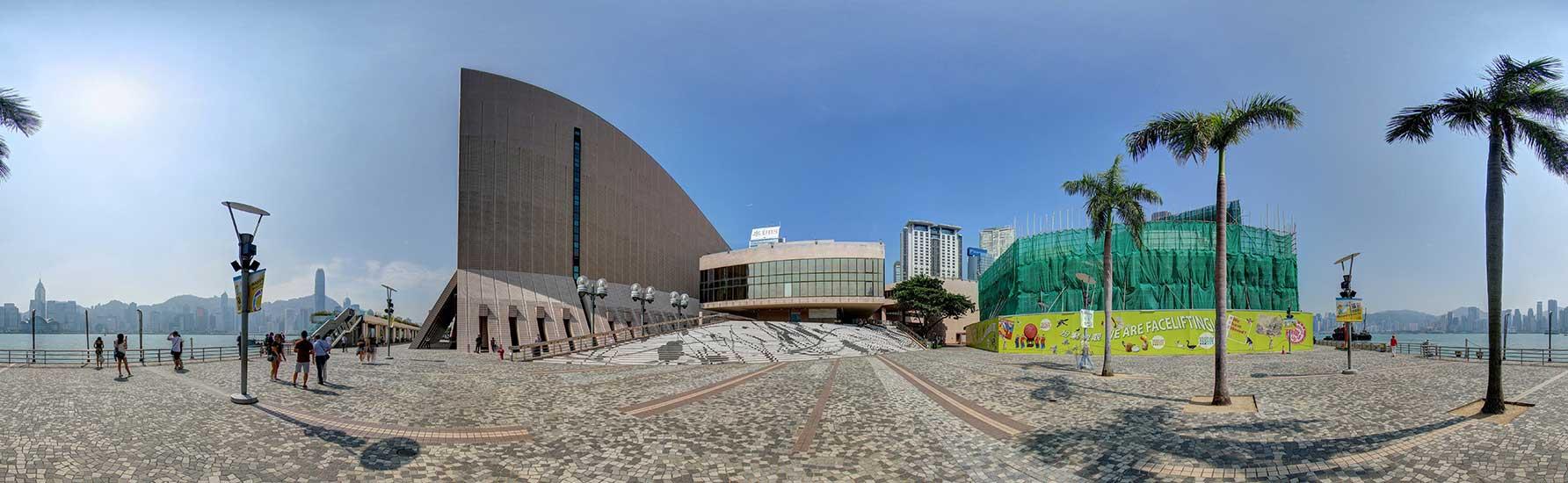 Hong Kong Virtual Tour