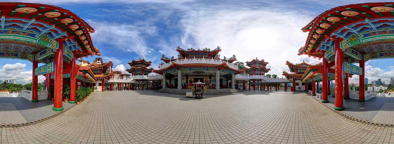 Kuala Lumpur Religious Buildings Virtual Tour