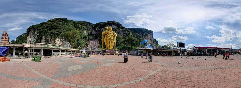 Batu Caves Virtual Tour