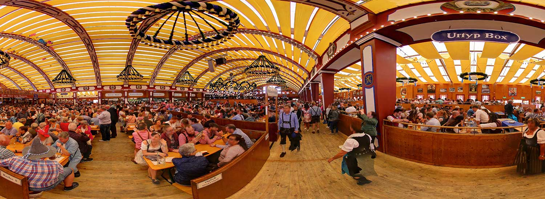 Munich Oktoberfest Virtual Tour