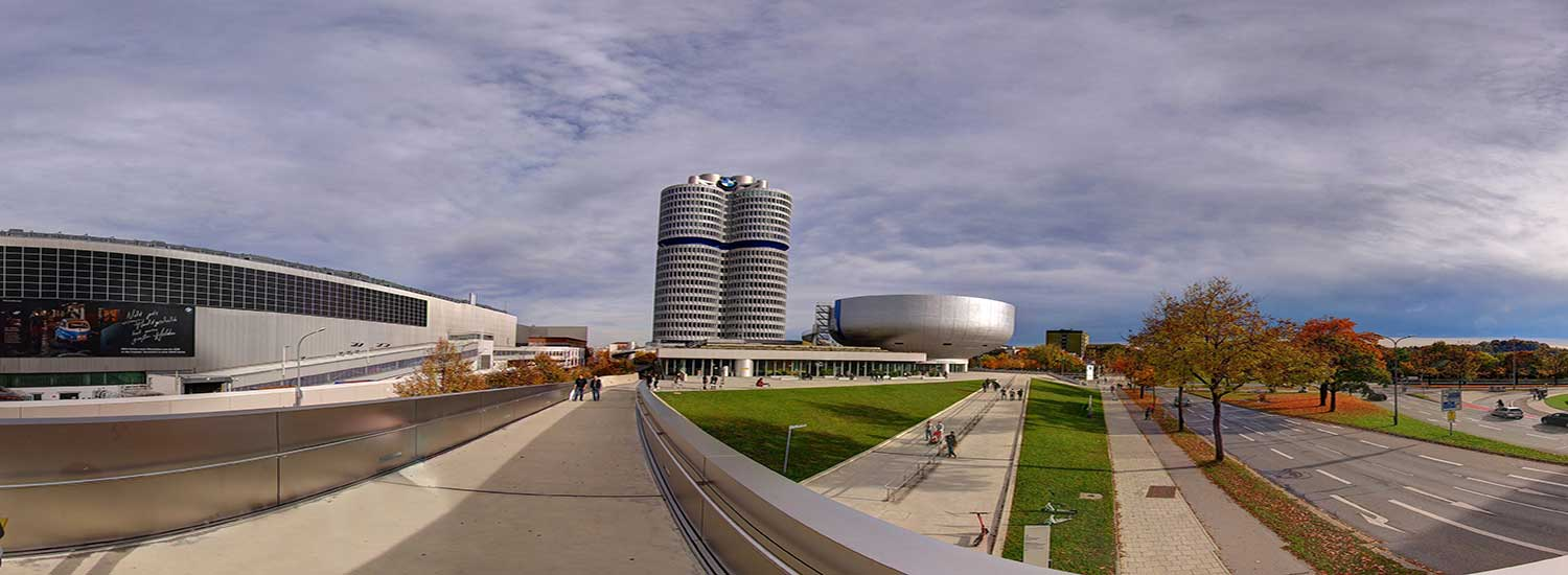 BMW Museum and BMW Welt: Virtual Visit