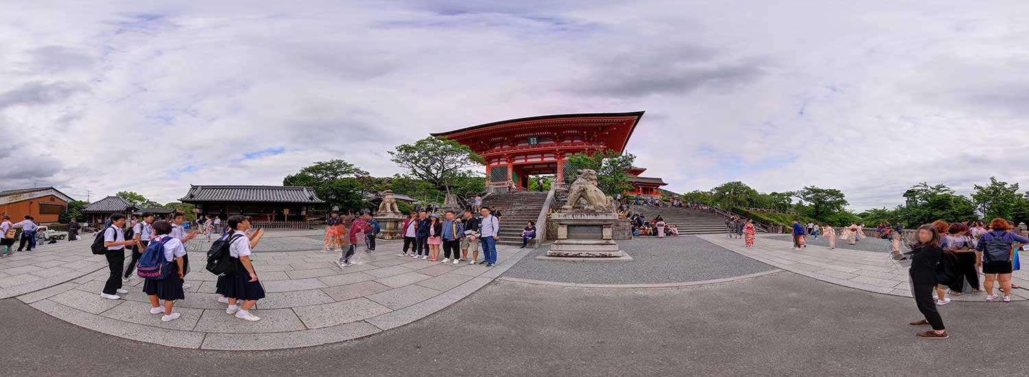 Kyoto Cultural Forest, Shrine and Temple Tour