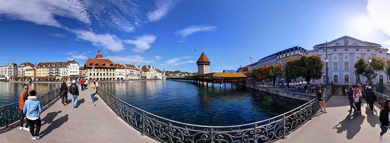 Zurich City Highlights Tour