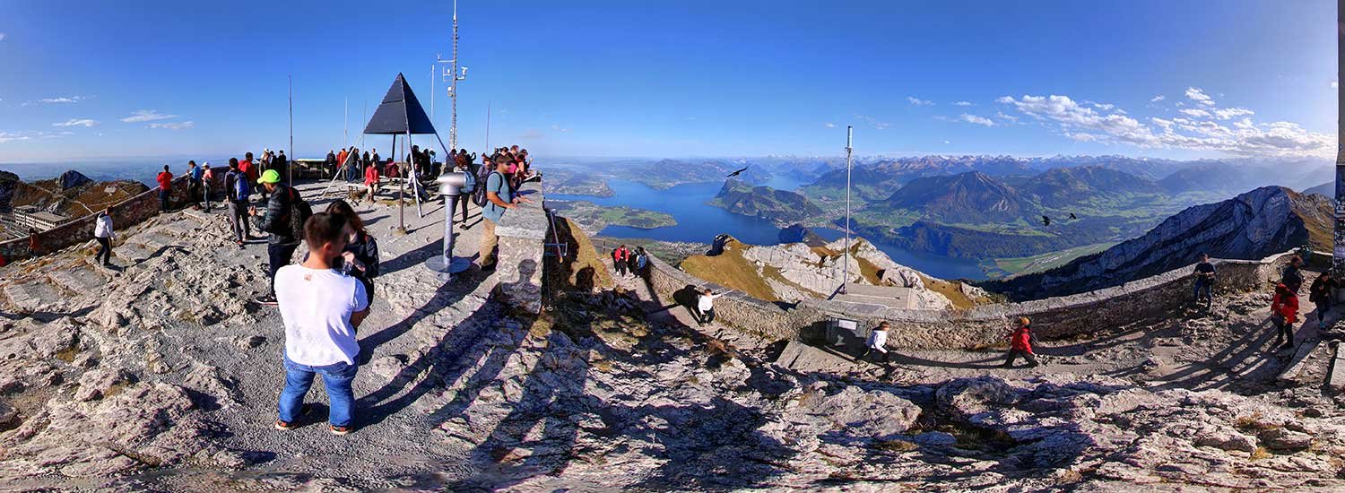 Mt. Pilatus Virtual Tour