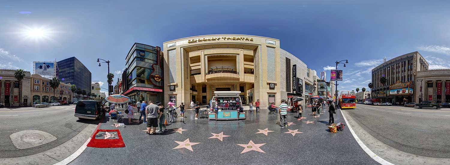 Hollywood Sightseeing Virtual Tour