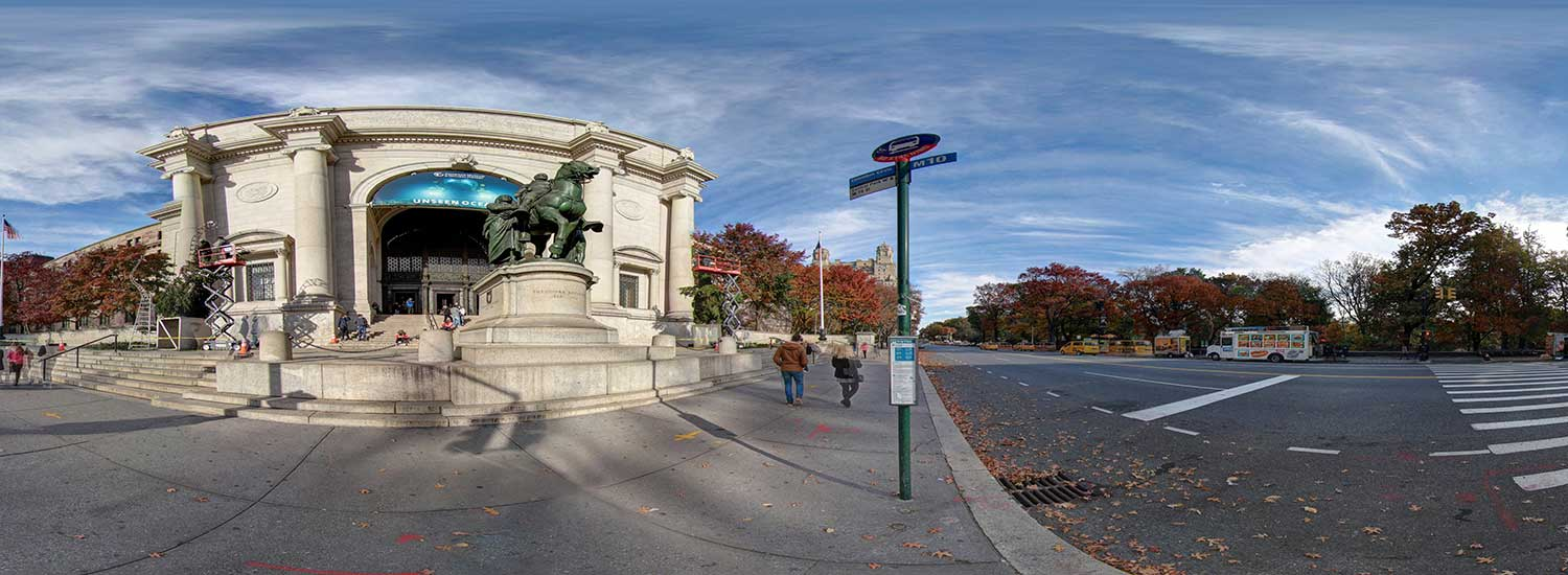 Virtual Tour:The Metropolitan Museum of Art & Museum of Natural History