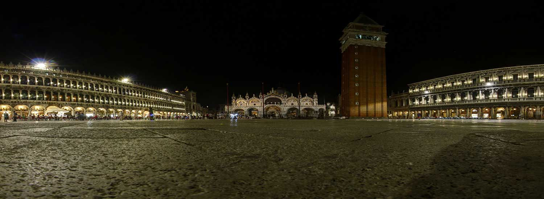 Virtual Tour of St. Mark's Square