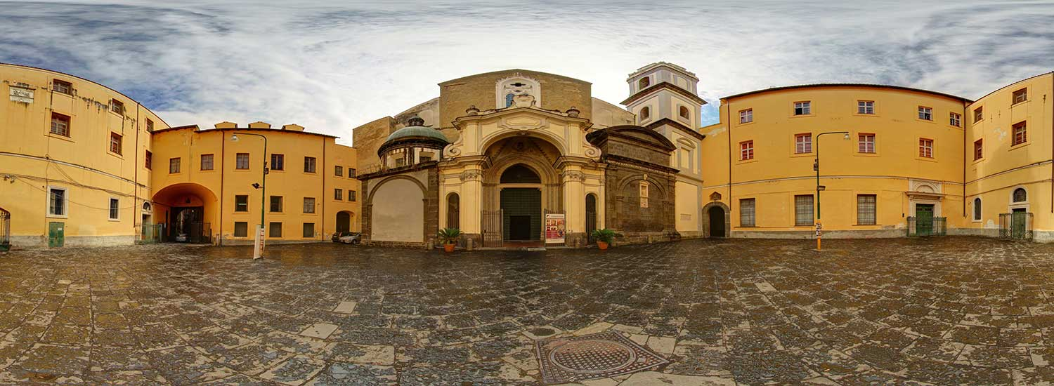 Naples Virtual tour of the Most-famous Religious Sites