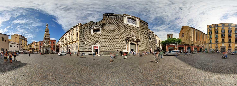 Naples Virtual tour of the Most-famous Religious Sites