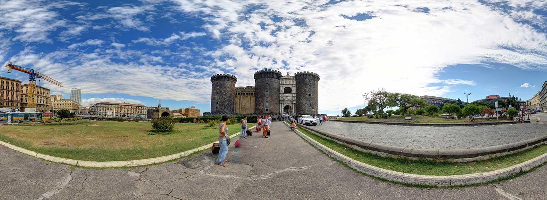 Naples  Sightseeing Virtual Tour