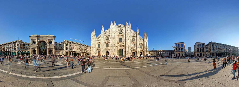 Milan Cathedral: Virtual Tour