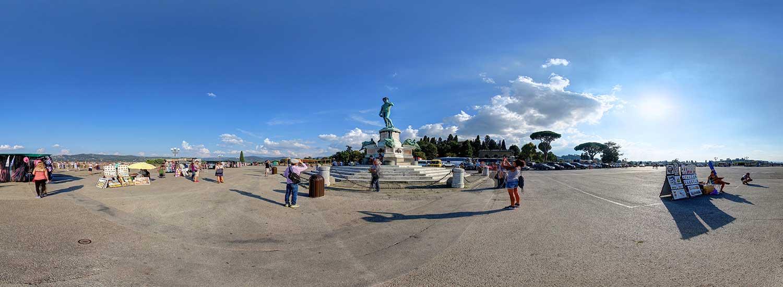Florence Sightseeing Virtual Tour