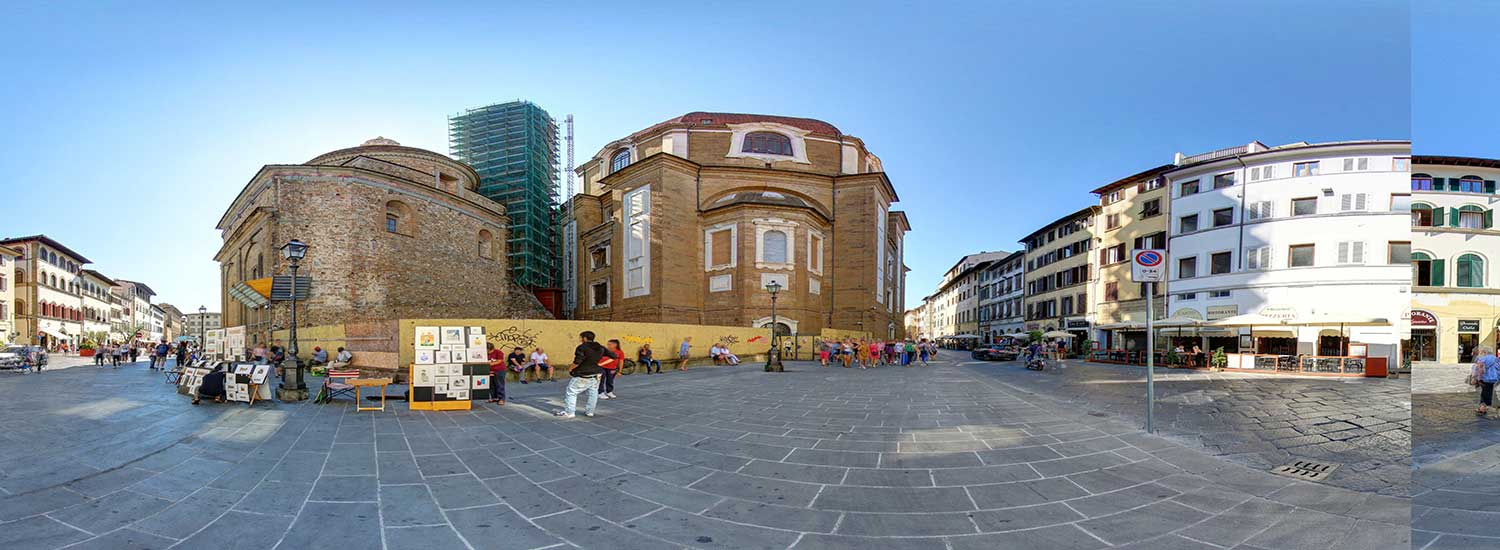 Fascinating Florence: Virtual Tour