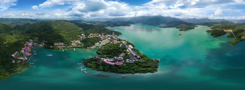 Virtual Tour to Sun Moon Lake, Yehliu Geopark and Shifen Waterfall