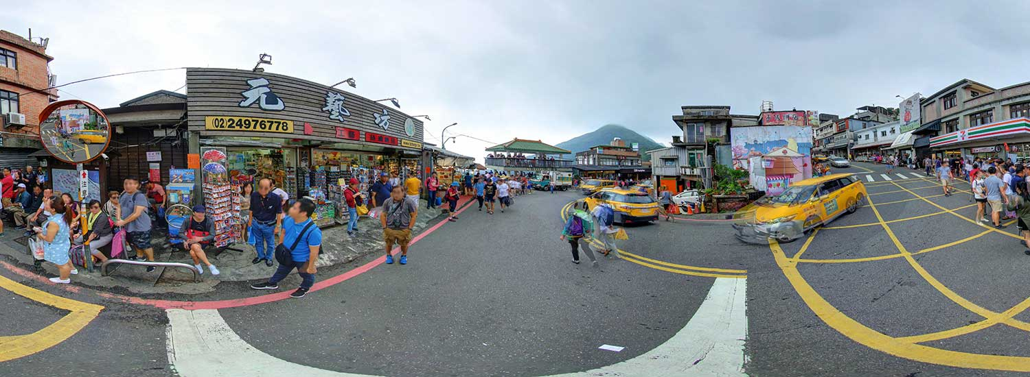 Pingxi and Jiufen Virtual Tour