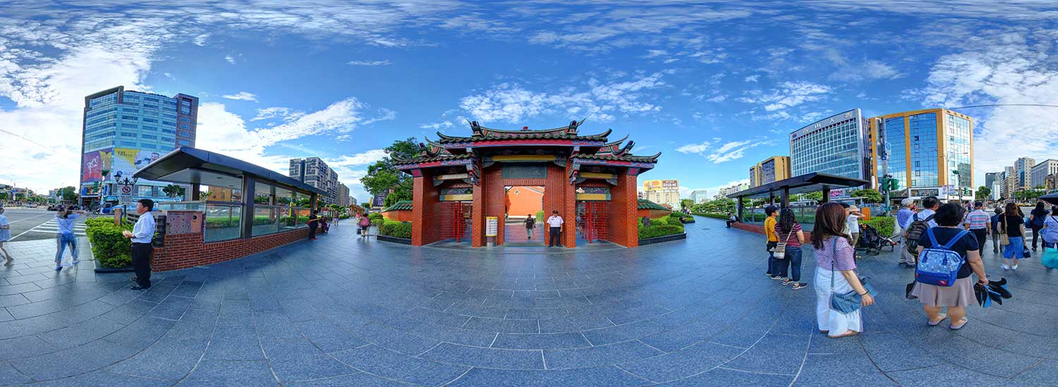 Virtual Tour: Hsing Tian Kong, Dajia Jenn Lann Temple