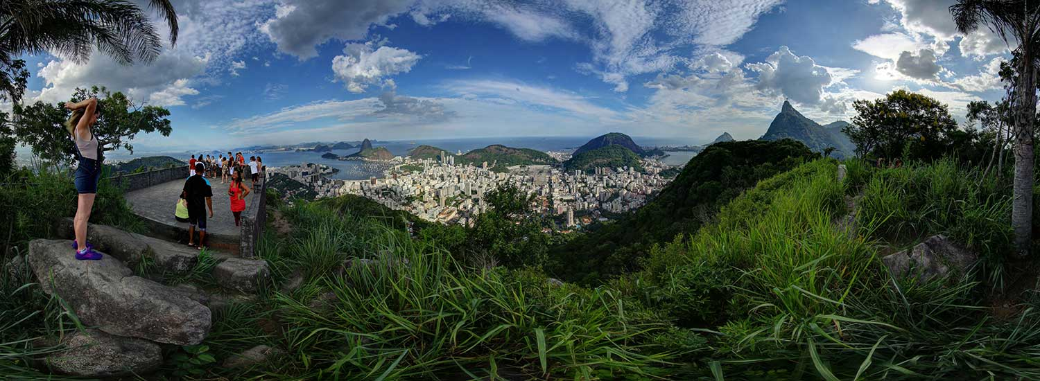 Rio Virtual Tour:Nature and Adventure