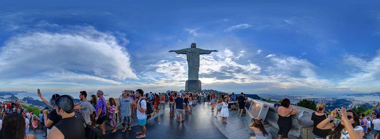 Complete Virtual Tour of Rio de Janeiro
