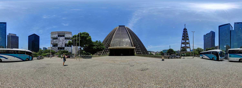 Historic Rio de Janeiro Virtual Tour