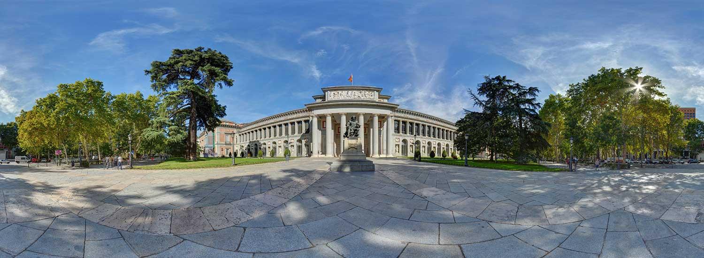 Museo del Prado with Reina Sofia Museum