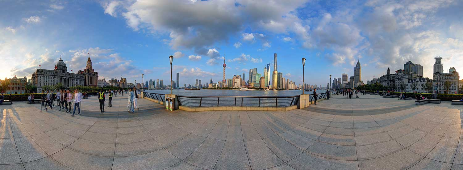 Virtual Tour: Shanghai Old and New Highlights