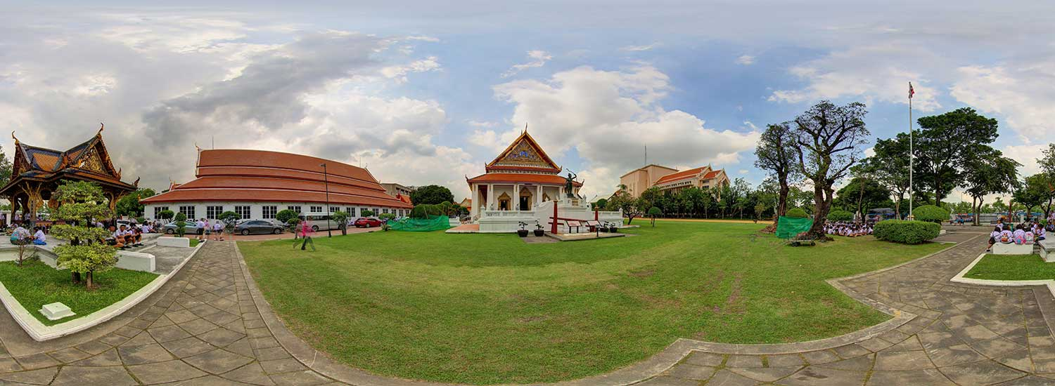 City Tour: Lumphini Park, Bangkok National Museum