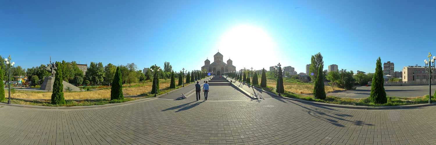 Architectural Yerevan:Virtual Tour
