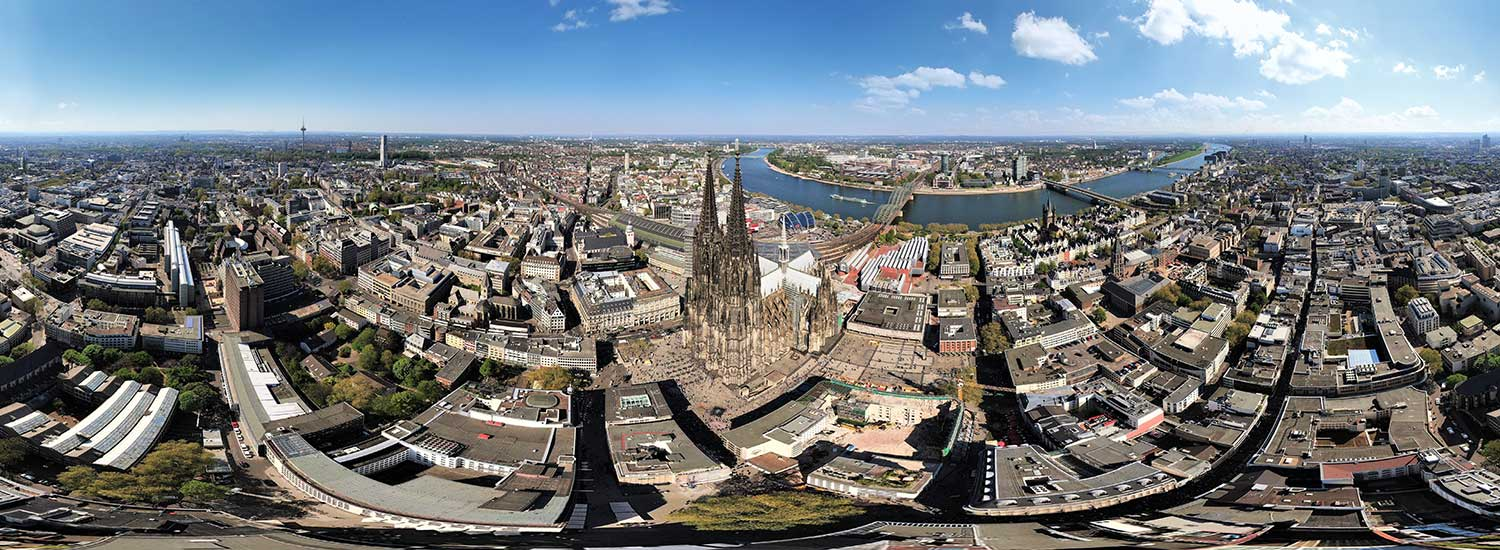 Cologne: Through the Heart of Cologne Virtual Tour