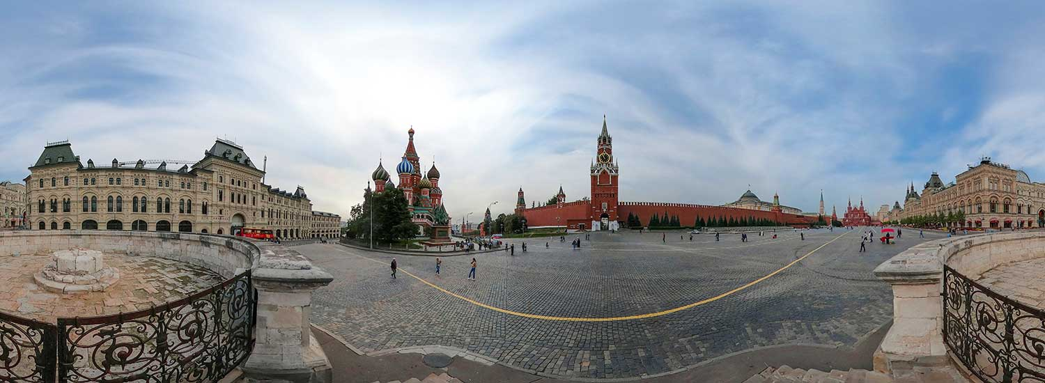 Moscow Must-Sees Virtual Tour