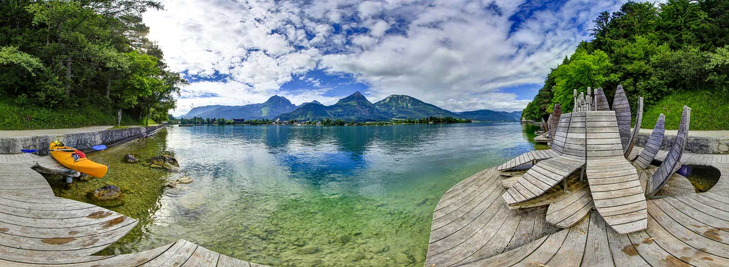 Lakes and Mountains: Virtual Tour